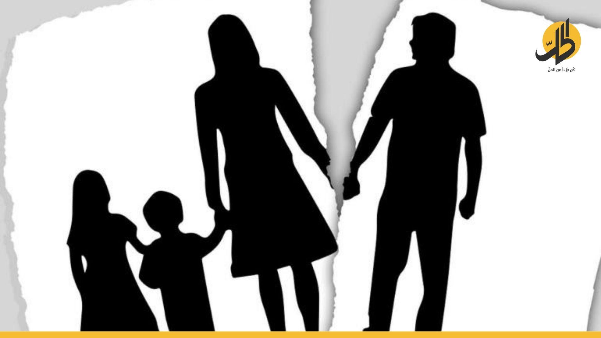 الطلاق في العراق: 9 حالات بالساعة الواحدة، والأطفال يدفعون الثمن