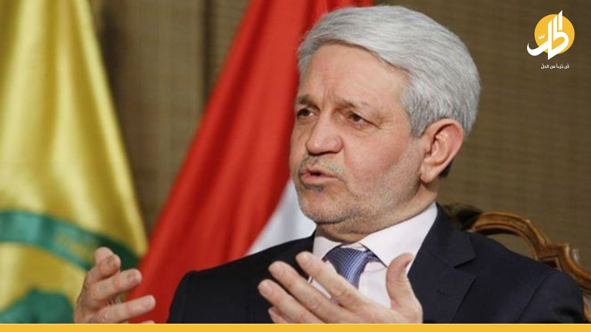 """باقر جبر صولاغ يتوعّد بإيقاف الرئاسات العراقية على """"تك رجل"""".. التفاصيل الكاملة"""