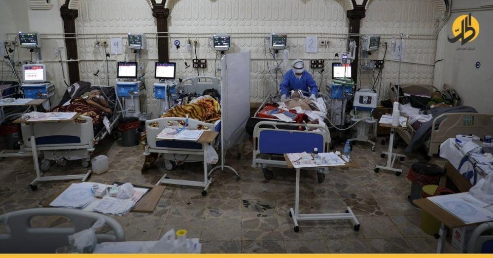 إجراءات جديدة في إدلب بسبب ارتفاع عدد إصابات كورونا