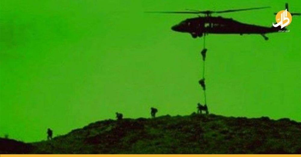 """عملية أمنية جديدة لـ """"التحالف الدَّوْليّ"""" و""""قسد"""" تفضي لاعتقال مطلوبين شمالي دير الزور"""