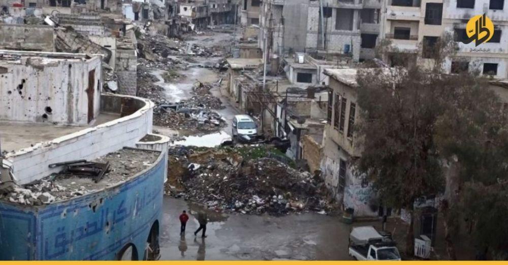 تخوفات من سرقة مصانع منطقة القابون بعد تحويلها لسكنية