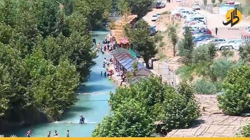 """زيادة أعداد السيّاح رغم """"كورونا"""" في إقليم كردستان"""