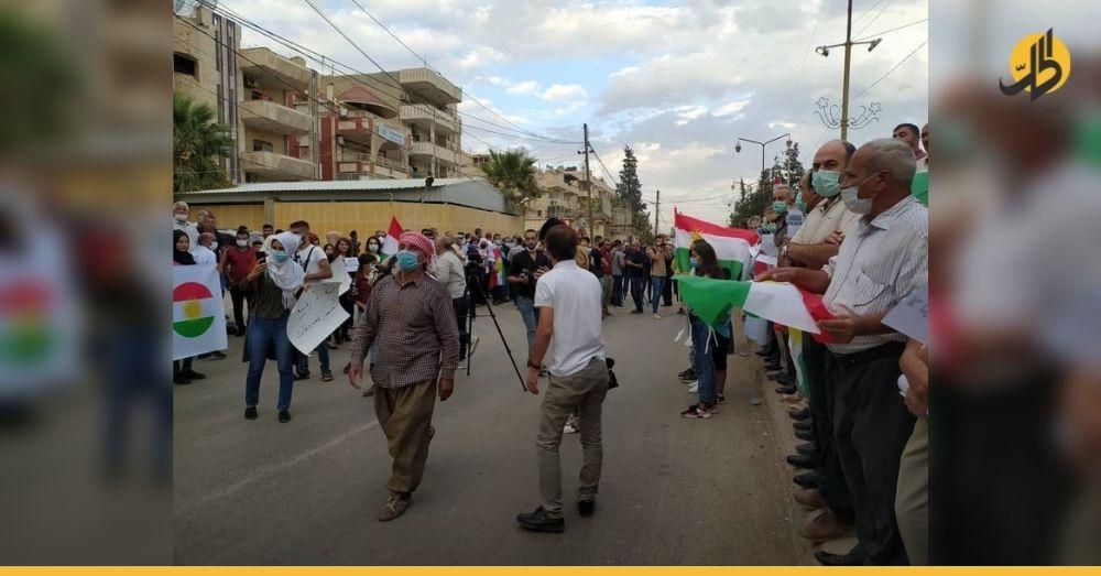 عقب تنظيم احتجاجات بعدة مدن.. «الوطني الكردي» يدعو إلى حوار برعاية واشنطن