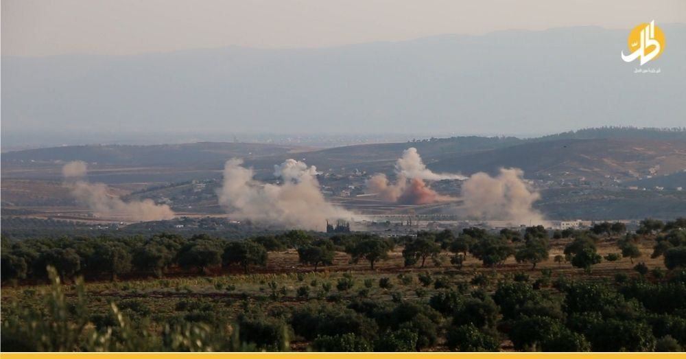 """التوتر يسود مناطق """"خفض التصعيد"""" شمال غربي سوريا وتركيا تلمح لردٍّ مباشر"""