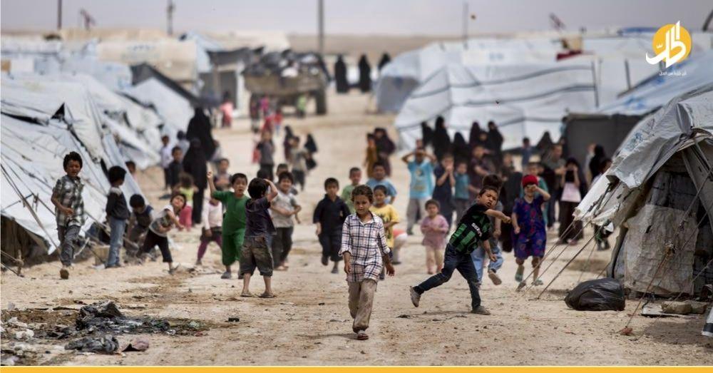 الإدارة الذاتية توضح أسباب زيادة وفيات الأطفال في مخيم الهول
