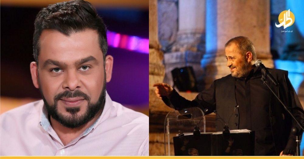 أبناء الفنان السوري جورج وسوف يعتدون على فنان أردني.. هذه الحقيقة