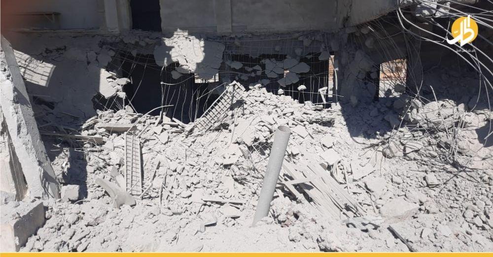 """روسيا تكثّف قصفها على مناطق السيطرة التركية في سوريا قبل قمة """"بوتين أردوغان"""""""