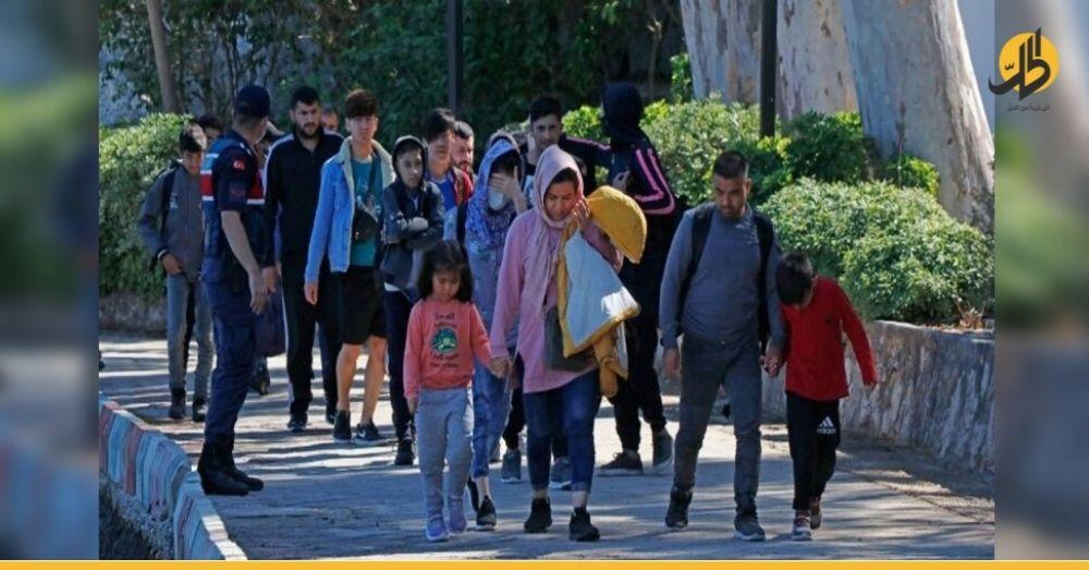 بينهم سوريون.. الأمن التركي يعتقل 254 مهاجراً في ولاية «موغلا»