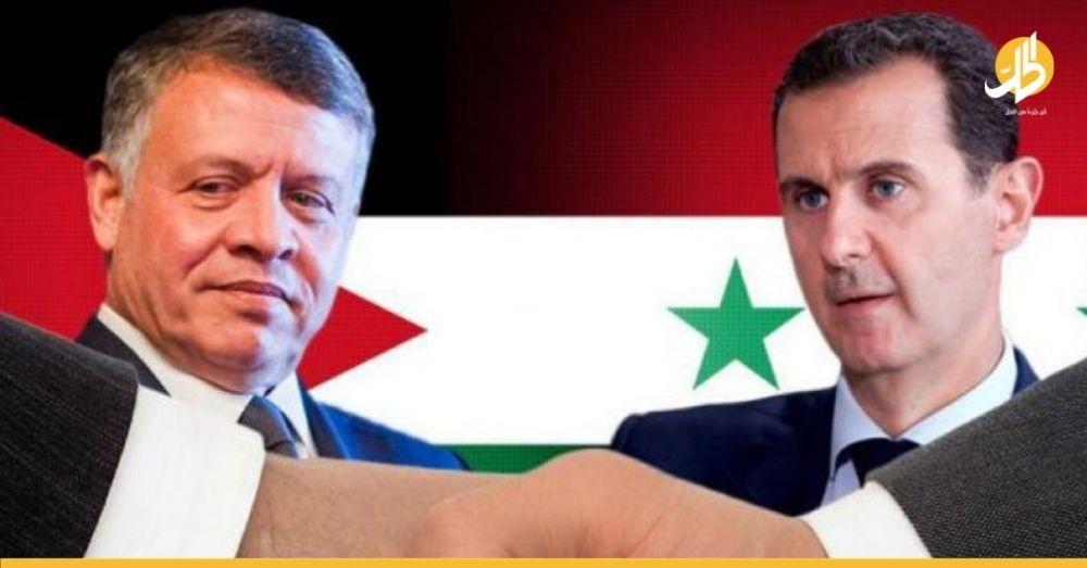 مع وصول الحكومة السورية للأردن منصة توضح حقيقة أمر ملكي بتقرير كيفية التعامل مع سوريا