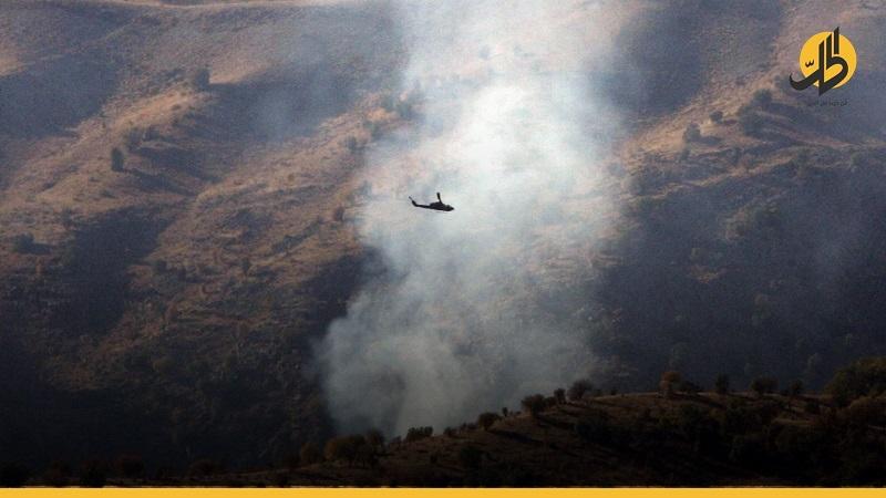 إيران تنتهك سيادة العراق وتستهدف الأحزاب الكردية المُعارِضة بطائرات مسيّرة