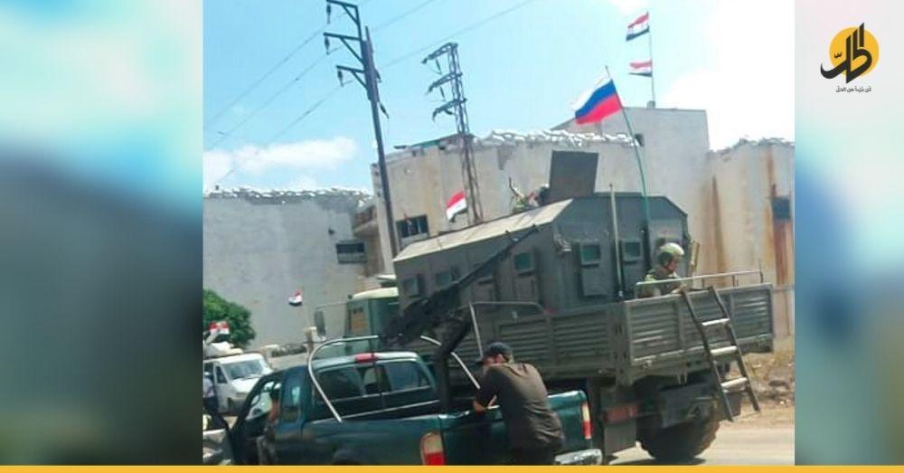 عودة عمليات التسوية لشمالي درعا بعد خلاف بين اللجنة الأمنية والوجهاء
