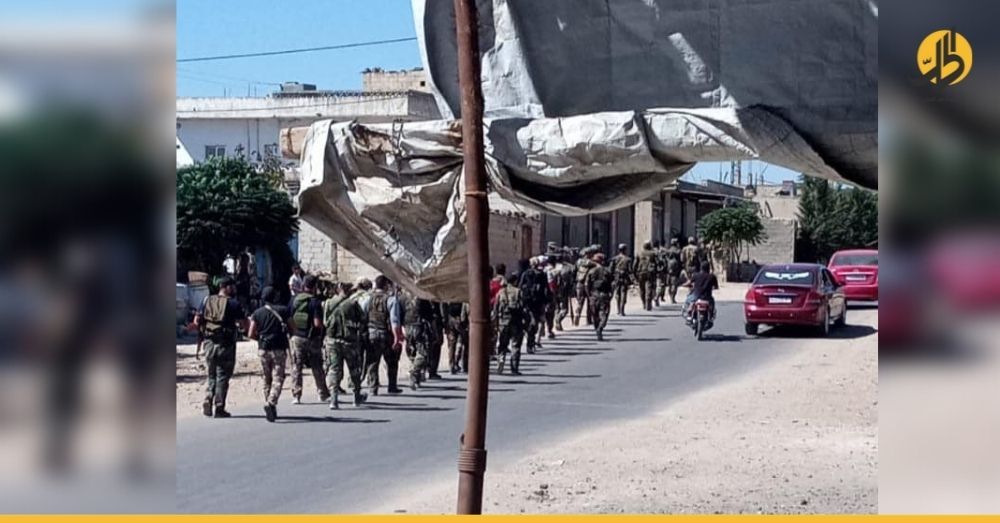 فتح الطرقات في مدينة جاسم وقطار التسوية يصل إلى مدينة الصنمين شمال درعا