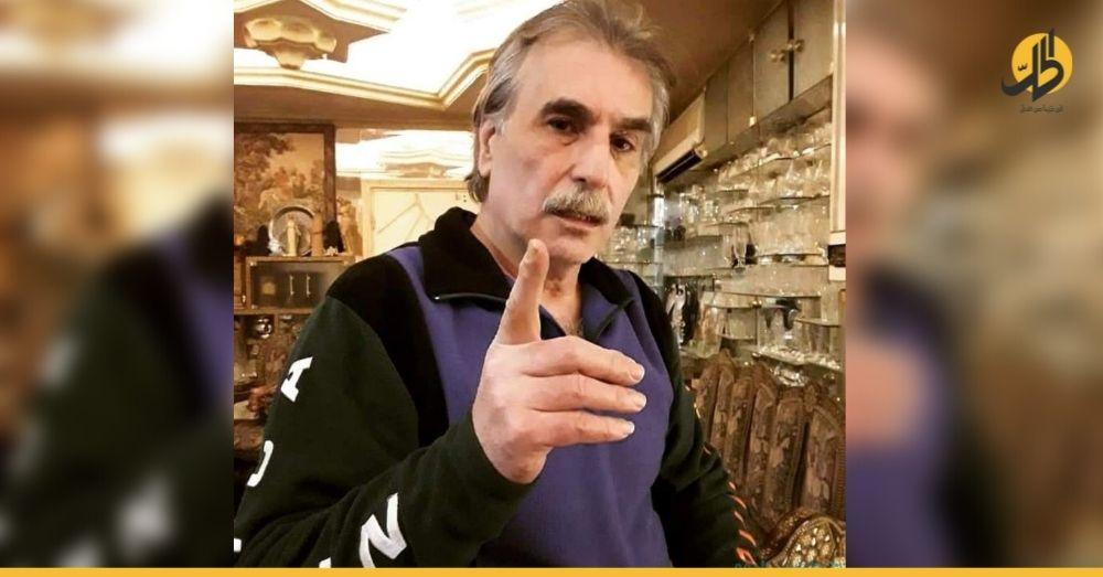 """المخرج """"يوسف رزق"""" يصف فنانين سوريين بـ«الخونة» (فيديو)"""