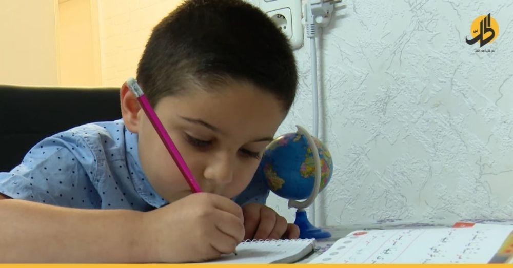 ألمانيا: بعمر 5 سنوات.. سوري يتقن لغتين ومهارات خارقة (فيديو)