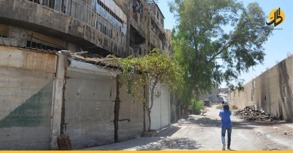 تنظيم منطقة القابون يدوس على آمل الصناعيين بعودة أملاكهم!