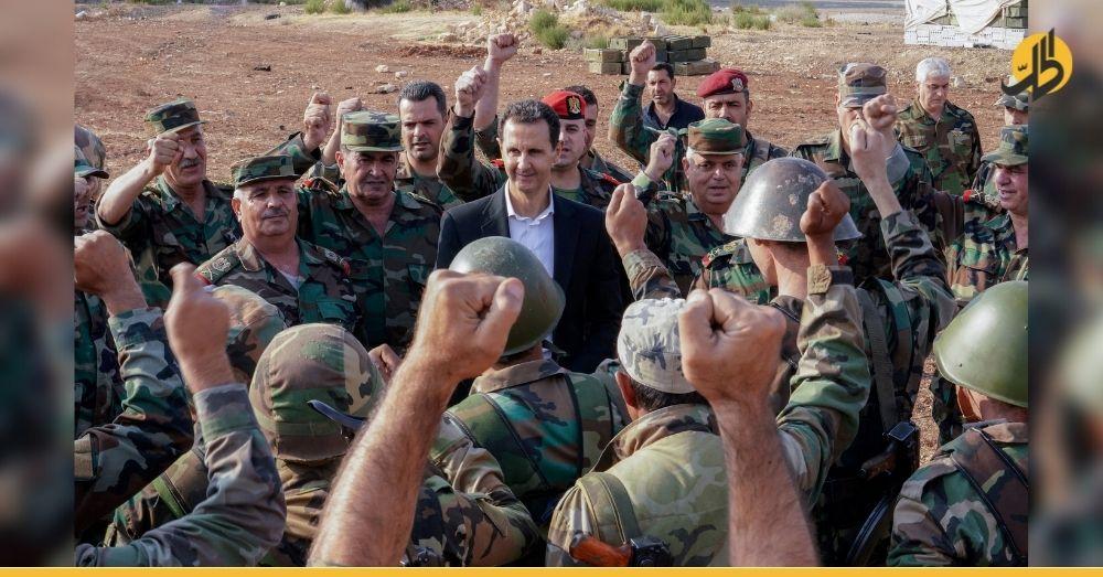 بشار الأسد ينهي الاحتفاظ لعناصر «الجيش السوري»