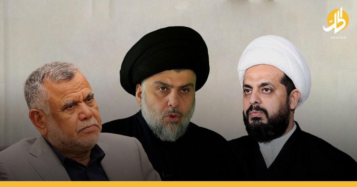 """الأحزاب الموالية لإيران تهدد وتطعن بنتائج الانتخابات العراقية: حرب مع """"الصدر""""؟"""