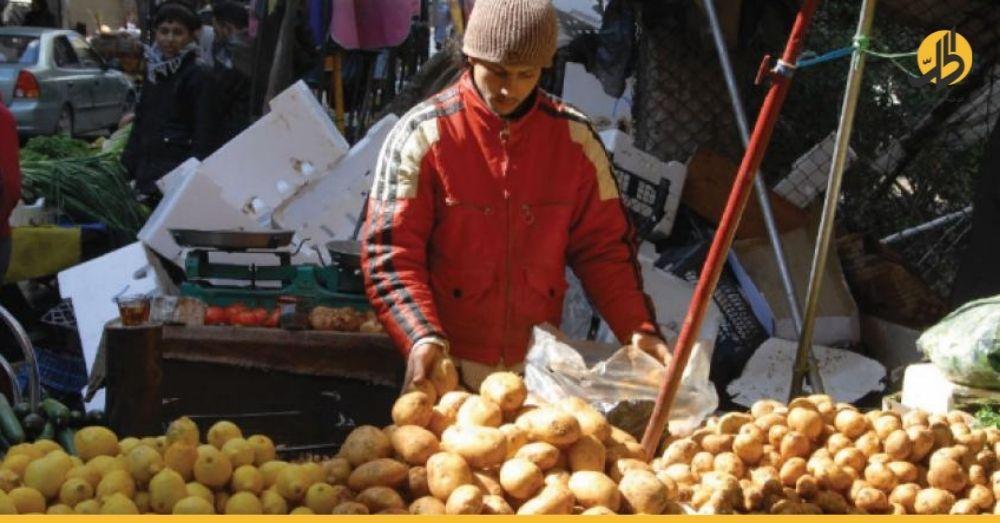 البطاطا لم تعد رمز البساطة على موائد السوريين!