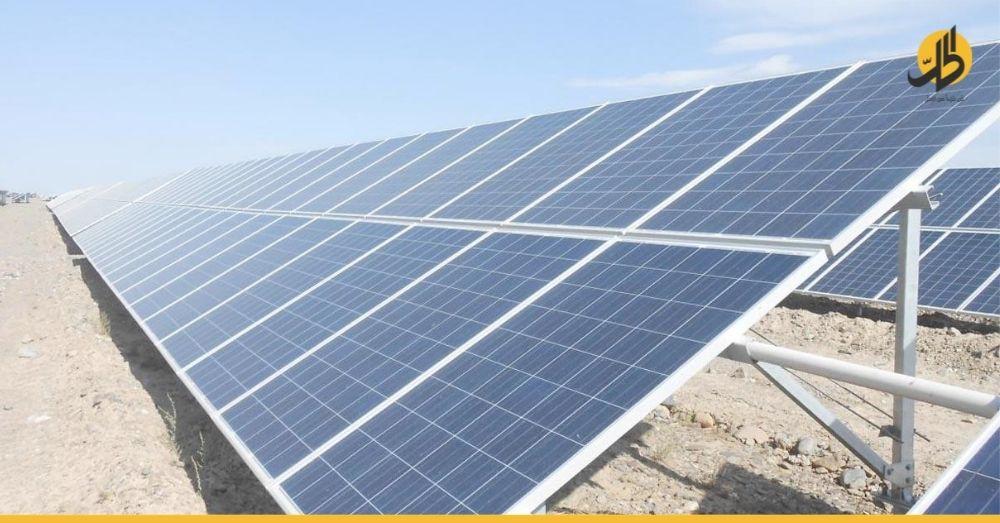 محطة توليد كهرضوئية ضخمة.. الإمارات تدخل قطاع الاستثمار في سوريا