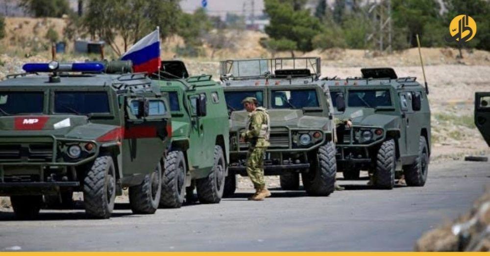 معركة إدلب.. تدريبات عسكرية لقوات روسية وعناصر من الجيش السوري