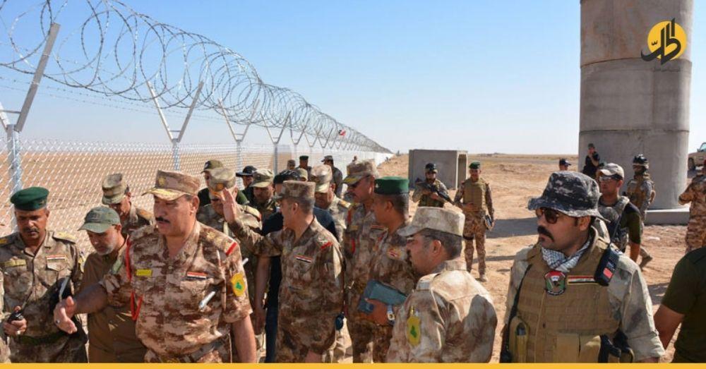 العراق يعلن السيطرة على كامل شريطه الحدودي مع سوريا