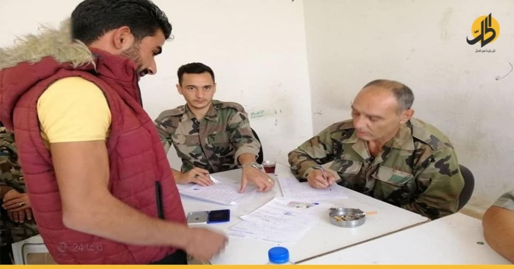 """الجيش السوري يطوق بلدة """"الجيزة"""" ويتابع التسويات في ثلاث بلدات أخرى"""