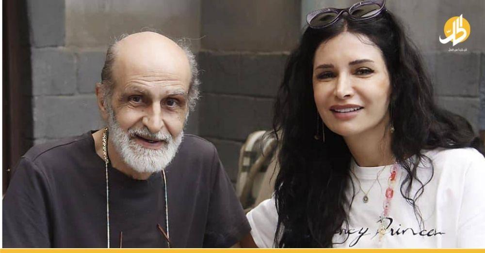 """المخرجة السورية """"رشا شربتجي"""" تكشف عن حالة والدها الصحية"""