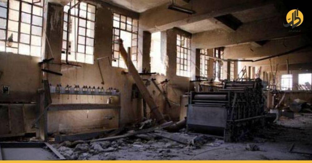 """إيران تزحف نحو المنشآت الصناعية المدمرة.. والسلطات السورية """"تبصم على بياض"""""""