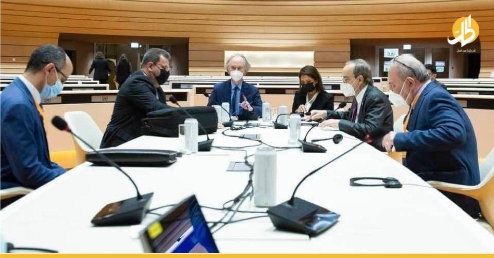 اللجنة الدستورية: فشل متوقع قبل بدء أعمال الجولة السادسة