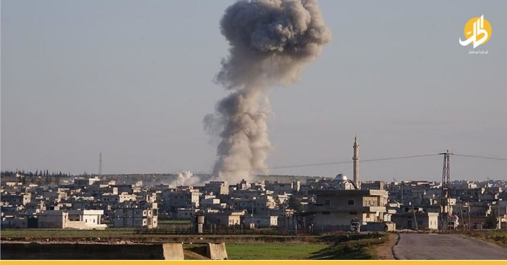الطيران الروسي يطالب فصائل المعارضة السورية بتسليم أسلحتهم عبر مناشير ورقية.. هل دقت ساعة الصفر؟