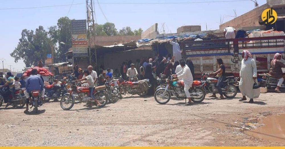 حظر الدارجات النارية يثير استياء مدنيين في ريف دير الزور الشرقي