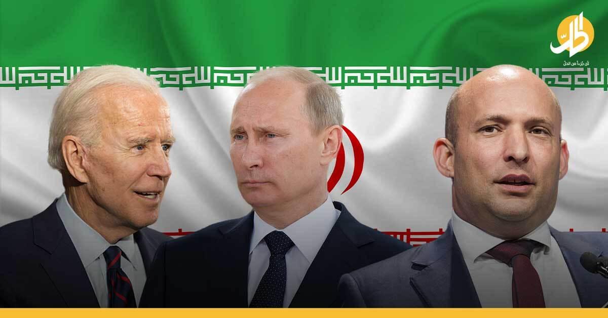 هزة ثلاثية الأبعاد تنطلق من روسيا لاستهداف النفوذ الإيراني بسوريا