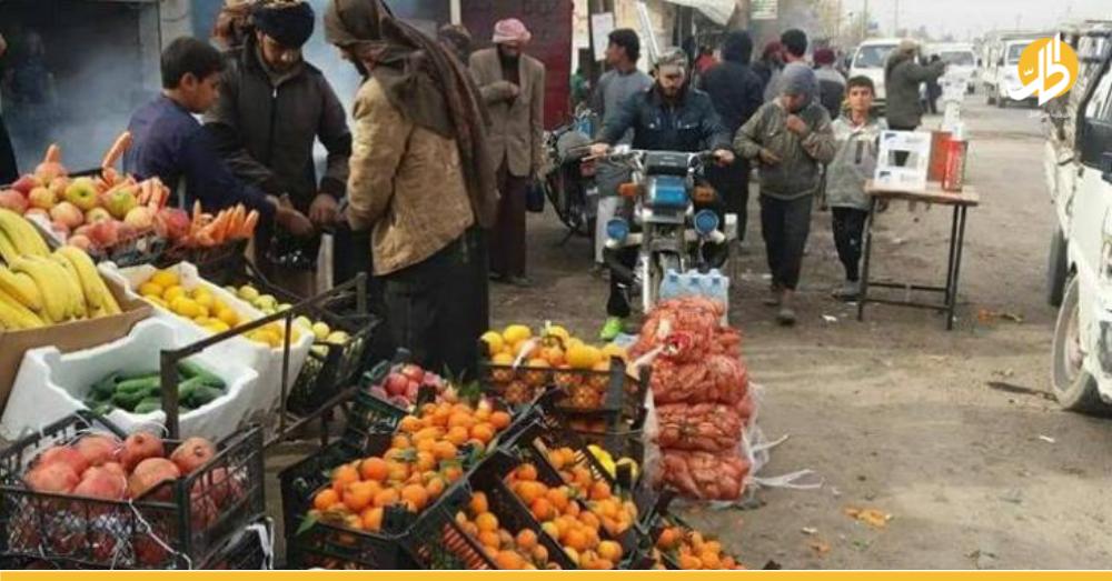 ارتفاع الأسعار يحرم سكان دير الزور من تأمين مستلزماتهم الأساسية
