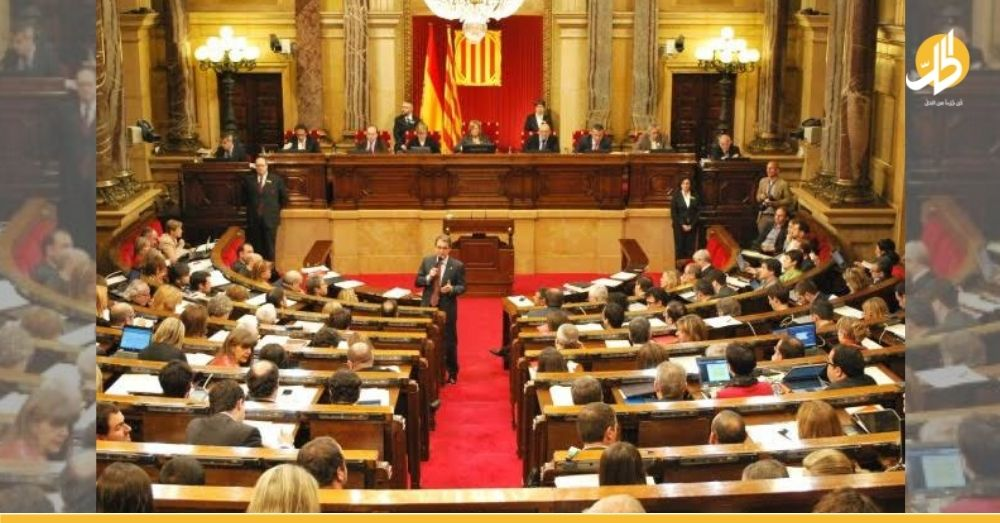 في أول اعتراف سياسي.. الإدارة الذاتية ترحب بموقف البرلمان الكاتالوني