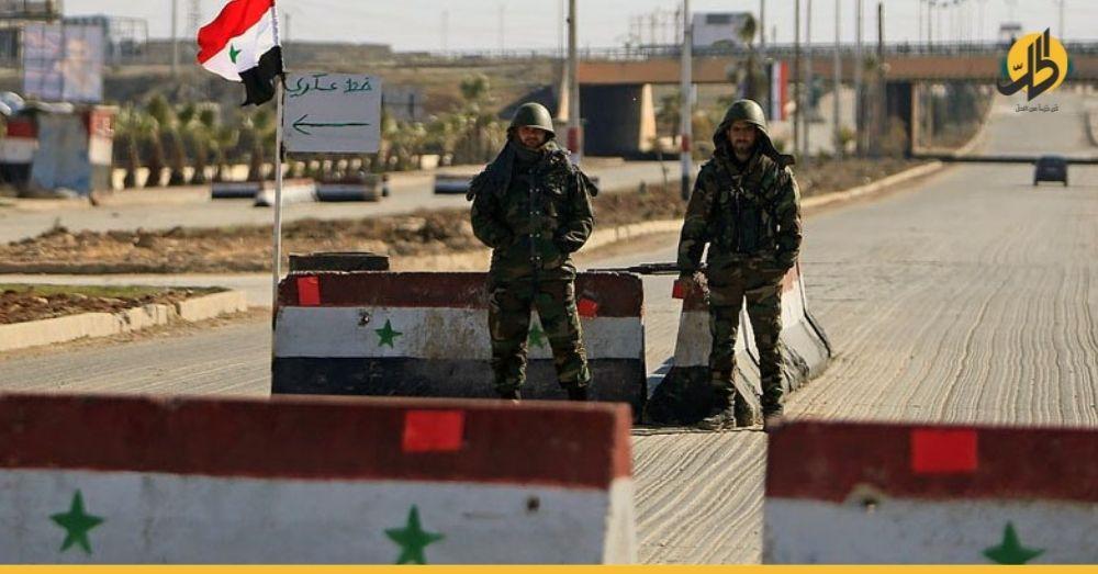 إتاوات الحواجز العسكرية بين نصيب وحلب تتجاوز 500 ألف ليرة
