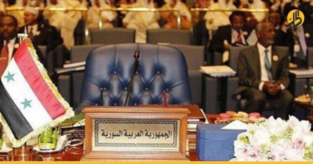 التواجد الإيراني.. هل سيؤثر في ملف عودة دمشق للجامعة العربية؟