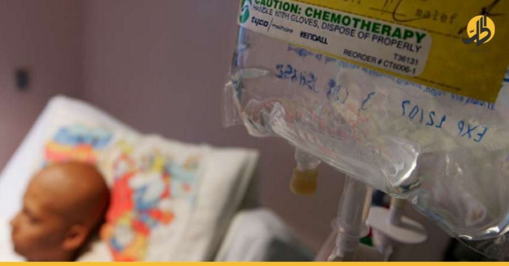 مشفى الأمراض السرطانية بلا زمر دوائية.. والإصابات ترتفع ١٠ في المئة
