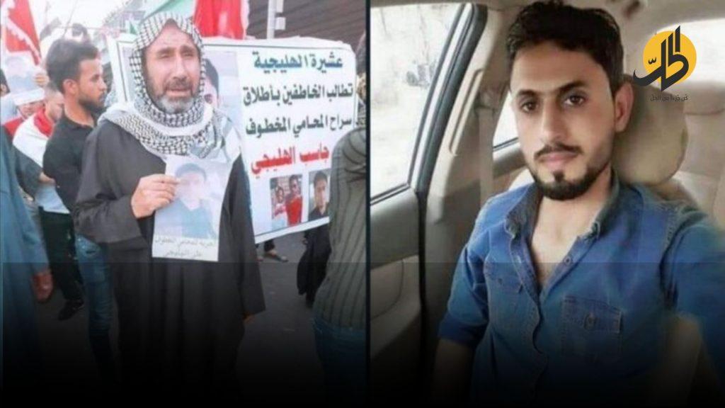 """اغتيال والد الناشط المختطف """"علي جاسب"""" في ميسان"""