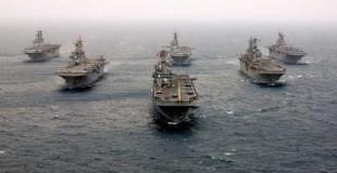 سفن أوروبية بدأت تقل الأسلحة الكيماوية إلى المتوسط