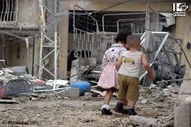 دفاعاً عن سوريا وشعبها