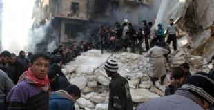 حلب: قوات النظام تقطع طريق الكاستيلو.. وعشرات القتلى المدنيين في المدينة وريفها