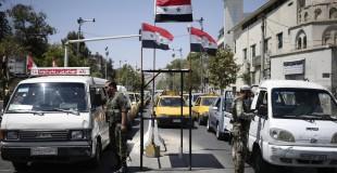 قوات النظام تنفذ حملة اعتقالات في حي برزة شرقي دمشق