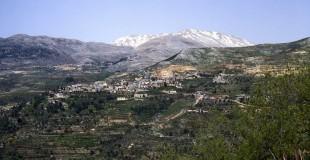 ريف دمشق: قصف على جبل الشيخ وتفجير منازل في الديرخبية