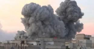 درعا: المعارضة تتصدى لتقدم النظام في المدينة .. وقصف جوي على بلدات الريف الغربي