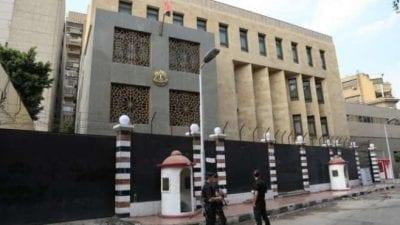 القنصلية السورية في القاهرة تحذر السوريين من المشاركة بالمظاهرات