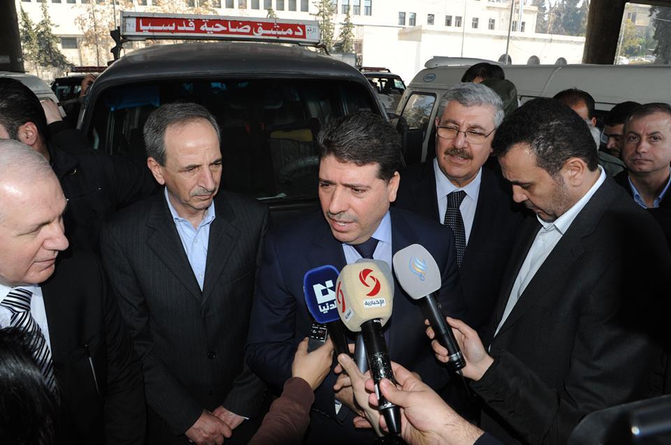 وائل الحلقي: الوقود سيتوفر للسوريين