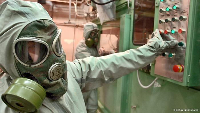 الناتو: على الحكومة السورية أن تضمن تفكيك برنامجها الكيميائي بلا رجعة