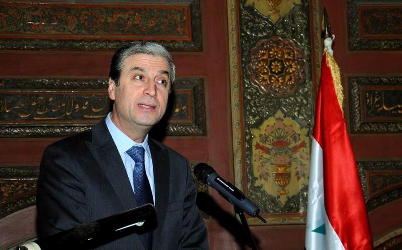"""وزير الثقافة السوري """"من ارتكب مذبحة الأرمن هو من سفك الدم السوري"""""""