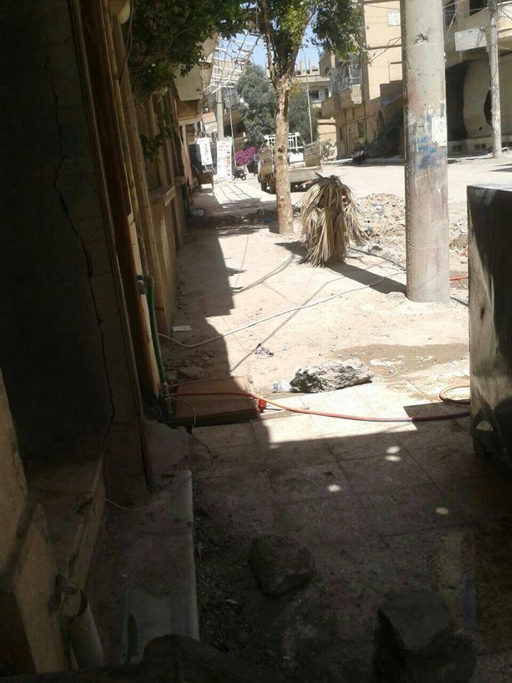 داعش يستولي على منزل رئيس الحكومة المؤقتة في دير الزور