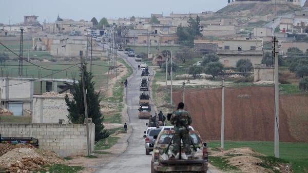 معارك عنيفة على طريق حلب – اللاذقية الدولي